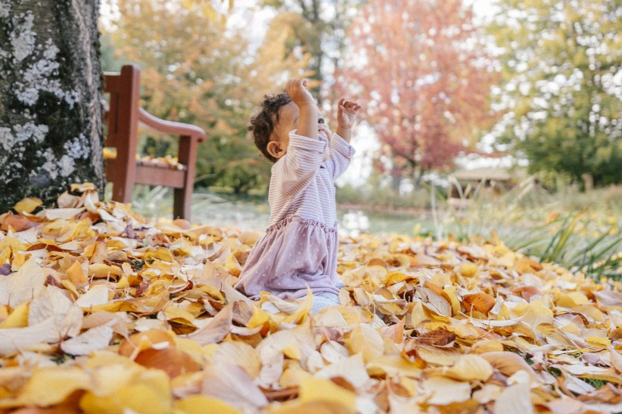 baby-leaves-Fall-Back-Baby-Sleep-and-Turning-Clocks-Back